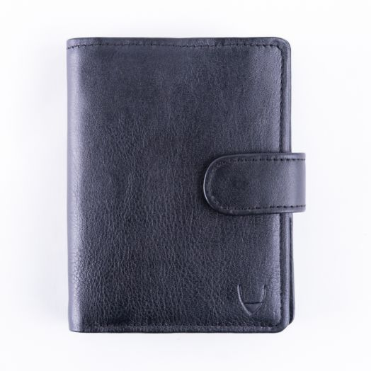 Уникальное портмоне с блокнотом Hidesign Sorbonne Black