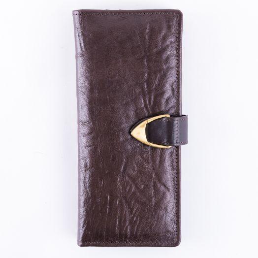 Безупречно стильный женский кошелек Hidesign Monmartre Brown