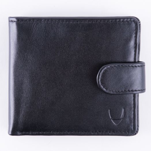 Портмоне  с оптимальным функционалом Hidesign Rheims Black